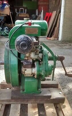 Petter A Type Air Cooled Petrol Engine
