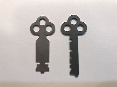 National Cash Register Key 1, 2, For 300/200/700 NCR! 313,215,711 Metal Class