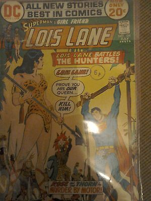Lois Lane comic #124 from 1978