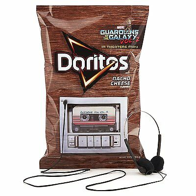 Guardians of the Galaxy Vol. 2 Doritos Awesome Mix Vol 2 Music Bag + Headphones