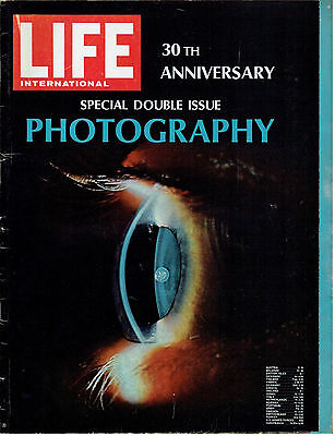 Life International 1967 Photography Special
