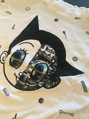 ASTROBOY 3D Lenticular: Made in Japan Long T-shirts Small MIGHTY ATOM Tezuka