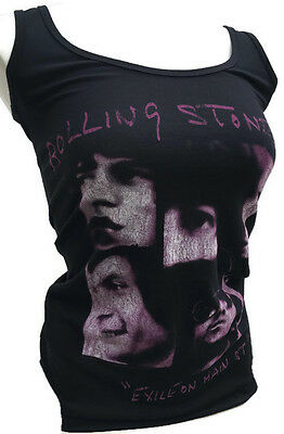 ROLLING STONES Exile on Main Street - Women's  VEST