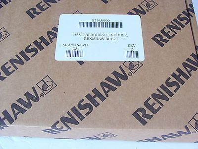 RENISHAW Encoder New in Box RCH20 Rev D