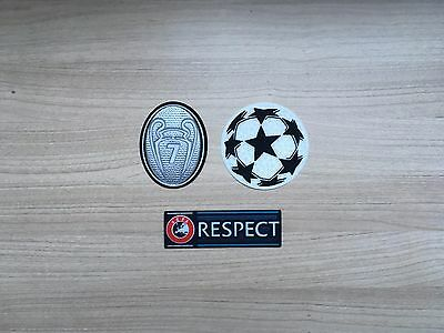 Patch Football ★Ligue Des Champions Et Respect★ Ucl 7 Champions League
