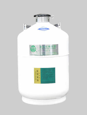 6L Cryogenic Container Portable liquid nitrogen tank with Straps