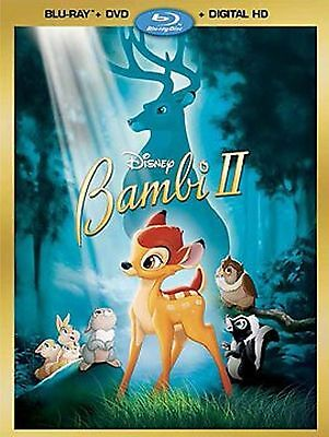 Bambi II Blu-Ray, DVD and Digital HD from Disney Movie Club