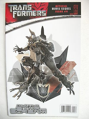Transformers: The Reign Of Starscream # 4 (Variant R1 Cvr, Jun 2008), Nm/mt