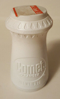 Rare Vintage Comet Cleanser 6 Oz  White Made In USA New Sealed