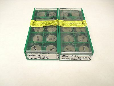RNGN 45 T1 WG-300 Greenleaf Ceramic Insert ** 10PCS **