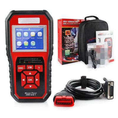 2018 NEW ODB OBD2 Auto Car Diagnostic Tool Scanner KW850 Automotive Code Reader