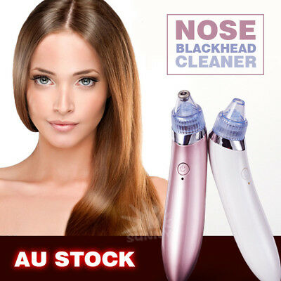 Facial Pore Cleaner Blackhead Removal Electronic Acne Remover Vacuum Extraction