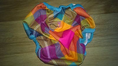 Rumparooz One Size Cloth Diaper Cover Snap Preppy Unisex