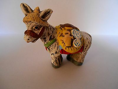donkey ornament retro kitch vintage