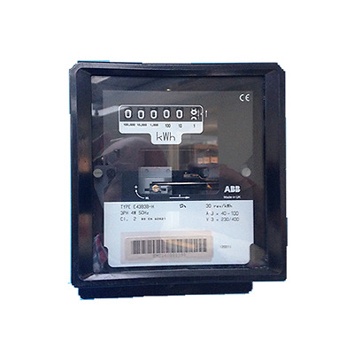 Three Phase Electric Meter – ABB E43B3B-H