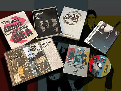The Jam Gift Box Set Collection