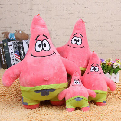SpongeBob Squarepants Patrick Star Stuffed Animal Plush Toy Doll Soft Toy 20cm