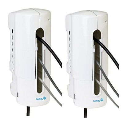 Safety 1st Power Strip Outlet Cover 2-Pack