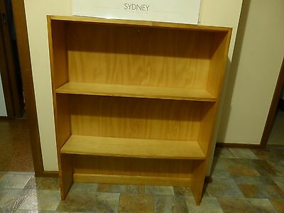 TIMBER BOOKCASE Exc Condition nw.Sydney