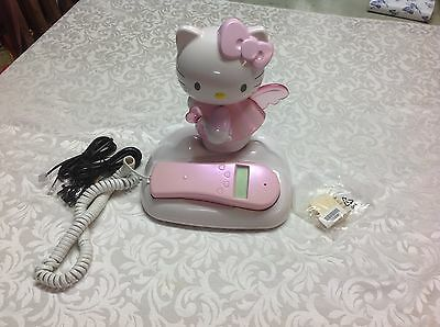 Hello Kitty light up telephone corded land line