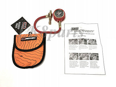 ARB E-Z Tire Deflator Kit Universal ARB505 New