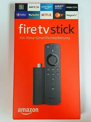 Neu ! Amazon Fire TV Stick 2 mit ALEXA Sprachfernbedienung NEU&OVP !
