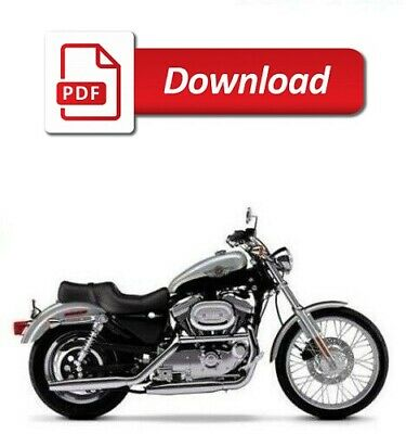 1991 1992 1993 harley davidson sportster shop repair manual on cd rh picclick com 1997 Harley-Davidson Sportster XL1200S 1200 Sport 1997 harley davidson sportster 1200 owners manual