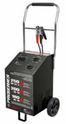SCHUMACHER 6/12/24 Volt Battery Charger with Boost SCPSW-61224