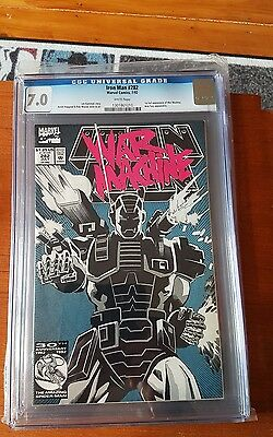 Iron man 282 1st appearance of War Machine