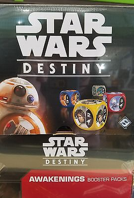 Star Wars Destiny Awakenings Booster Box - NEW SEALED - In Hand - Fast Shipping!