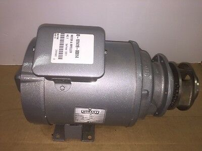New Main Wash Motor Complete For Hobart C 44, 208 volt three phase