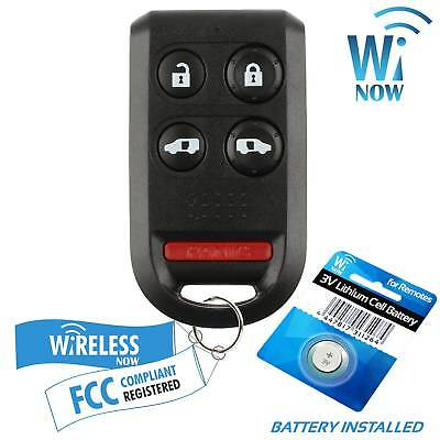 Replacement for 2005 2006 2007 2008 2009-10 Honda Odyssey Remote Car Key Fob 6b