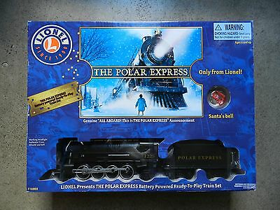 Lionel The Polar Express Ready To Play Train Set 7-11803