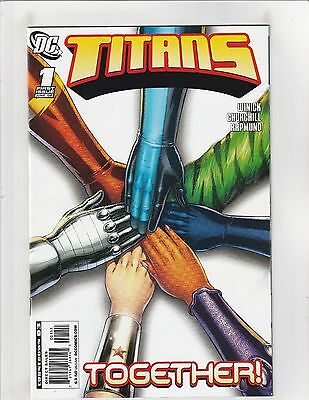 Titans (2008) #1 NM- 9.2 DC Comics