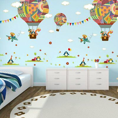 Wall Home Decor Removable Vinyl Sticker Family Kids Bedroom Art Nursery Room New
