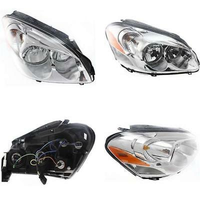 2009 Pontiac G6 COUPE WO SIDE CURTAIN Post mount spotlight LED Passenger side WITH install kit 6 inch -Chrome
