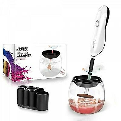 Best Makeup Brushes Cleaner Drier Deep Clean Machine 360 Degree Rotation RRP £65