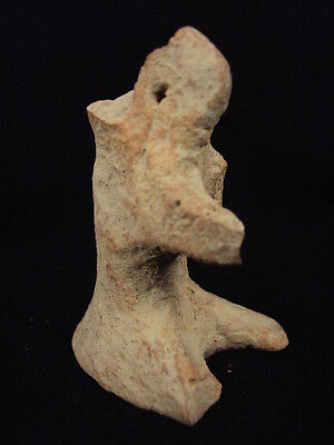 Ancient Teracotta Idol Figure Indus Valley 800 BC   No Reserve