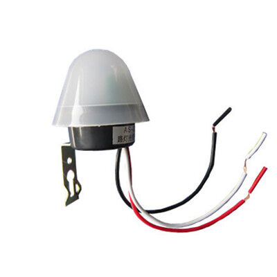 Night Control Auto On Off Sensor 12V 10A Auto Operated Light Operated Switch