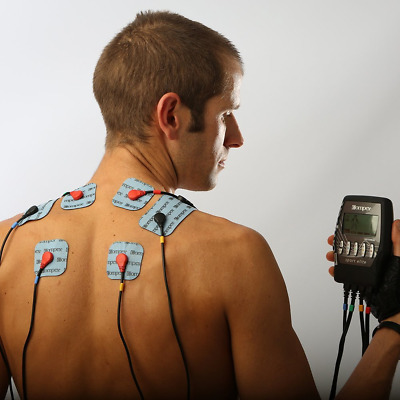 Compex Easy Snap Performance Electrodes, Muscle Stimulation, Motor Nerves, Rehab