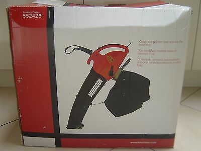 Morrison Electric 2500 Blower Vac BRAND NEW