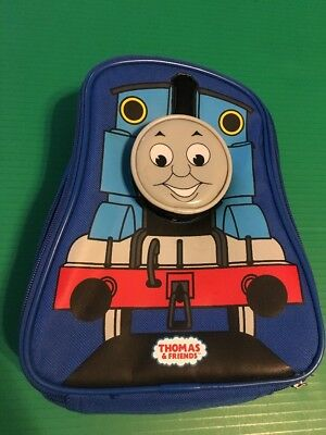 Thomas And Friends Zipper Small Bag With Handle 2007 Lunch Bag Train
