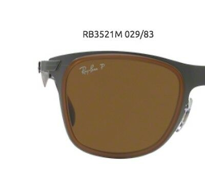 Ray Ban Rb 3521M original replacement lenses Ray Ban 3521 M lenti originali ric.