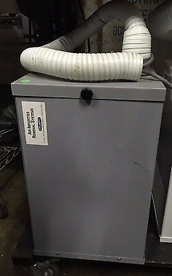 Lab Safety Air Impurities Removal System
