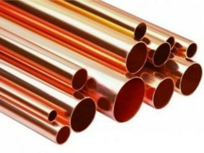 """2-1/2"""" Copper Pipe Type L, $3.30 By The Inch"""