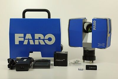 FARO Laser Scanner Focus3D X 330 , Factory Reconditioned, Certified Pre-Owned