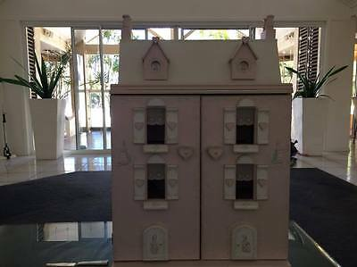 Gorgeous, vintage, hand made doll house