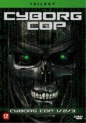 Cyborg cop trilogy -  (UK IMPORT)  DVD NEW