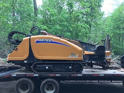 Astec DD3238 Directional Drill Boring Vermeer Ditchwitch