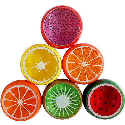 Creative Fruit Crystal Clay Putty Jelly Slime Plasticine Mud Kids colorful
